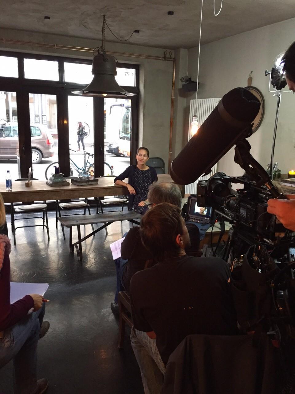 Wie alles begann... - TV-Koch Christian Rach und das Team von ZDF haben 2015 die Gründung unseres 1.Restaurants in Bonn begleitet mit der Sendung