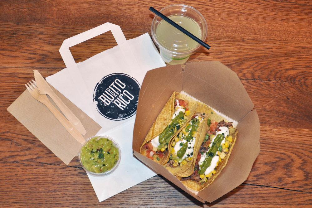 To-go verpackungen - Übrigens sind unsere Verpackungmaterialien für Soßen, Dips, Burritos und alle To Go-Speisen aus 100% biologisch abbaubaren Materialien.