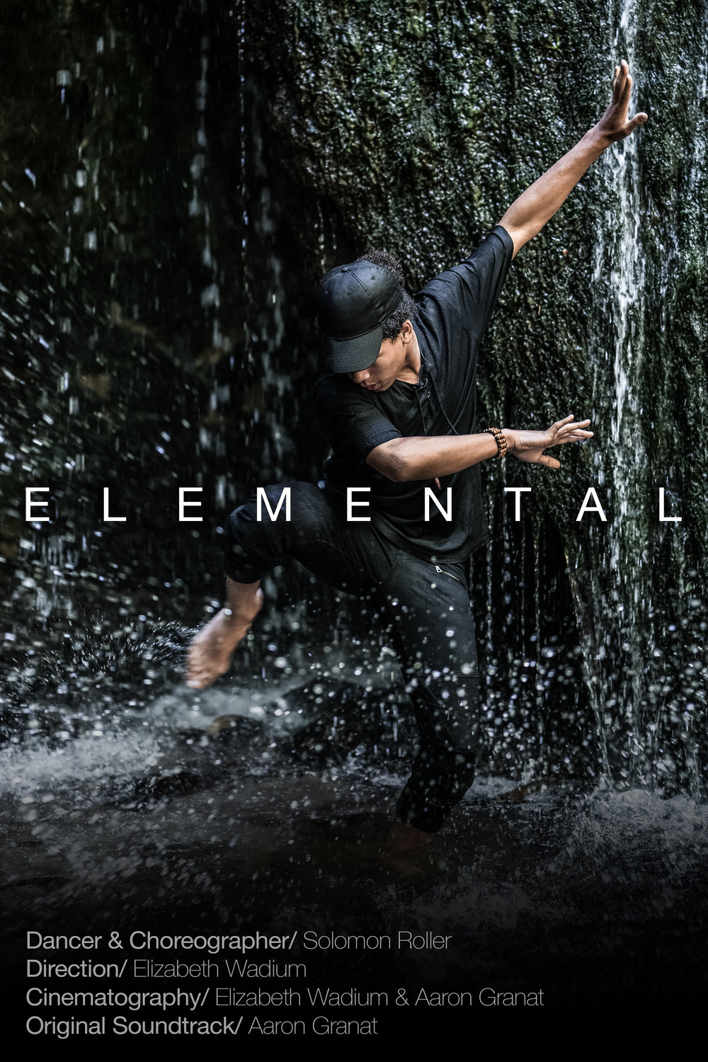 Elemental - director, cinematographer (currently in submission)StandardVision Award for Artistic Merit2018 Capitol Dance & Cinema Festival2018 Flatlands Dance Film Festival2018 Portland Dance Film Fest2018 Cascadia Dance & Cinema Festival2018 Wisconsin Film Festival2018 Tiny Dance Film FestPressInterview with StandardVision