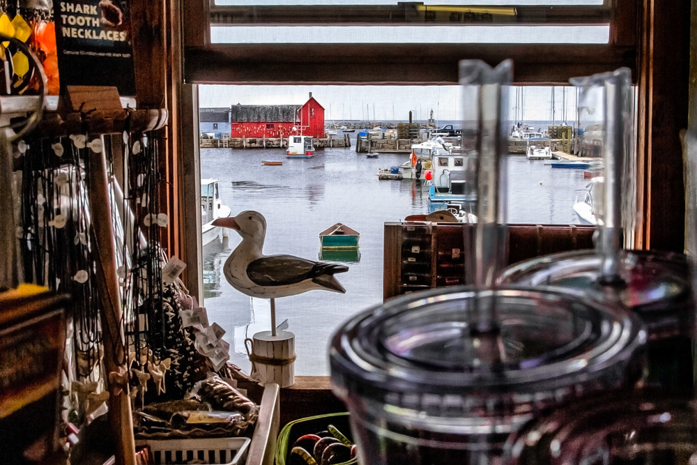Motif#1-And-Rockport-Harbor-Through-Store-Window-.jpg