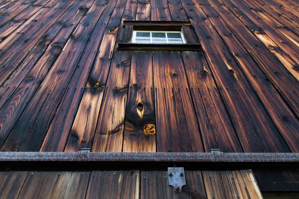 Upward Barn Side Kennebunk, Maine