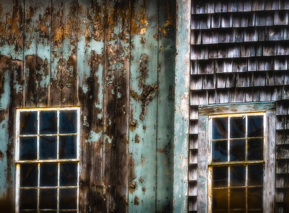 Weathered Barn Medfield, Massachusetts