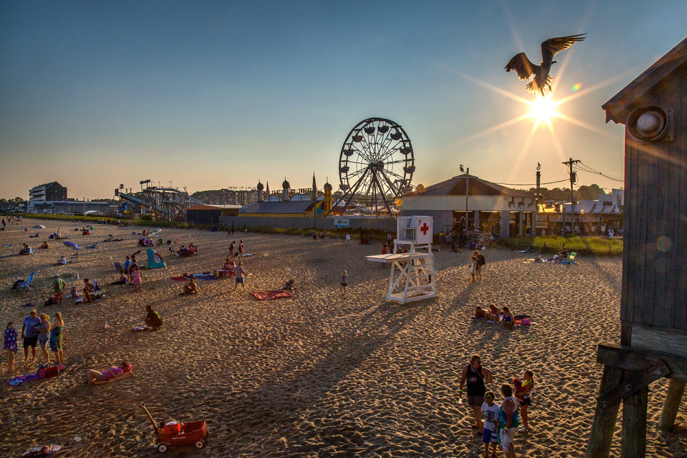 Old-Orchard-Beach-And-Ferris-Wheel-Late-Day-From-Pier-3.jpg