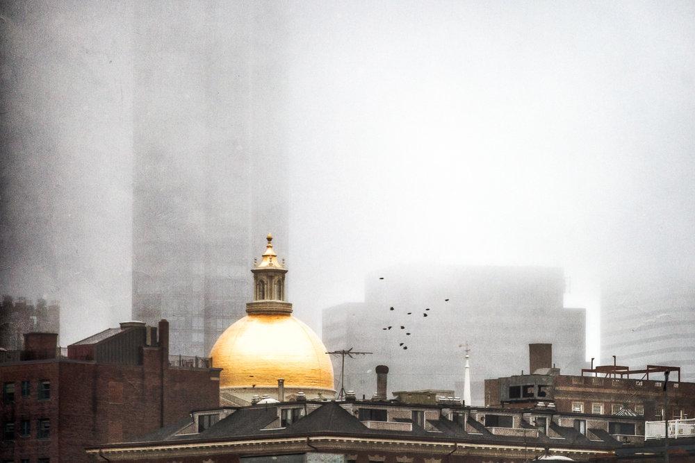 State House Dome, Boston