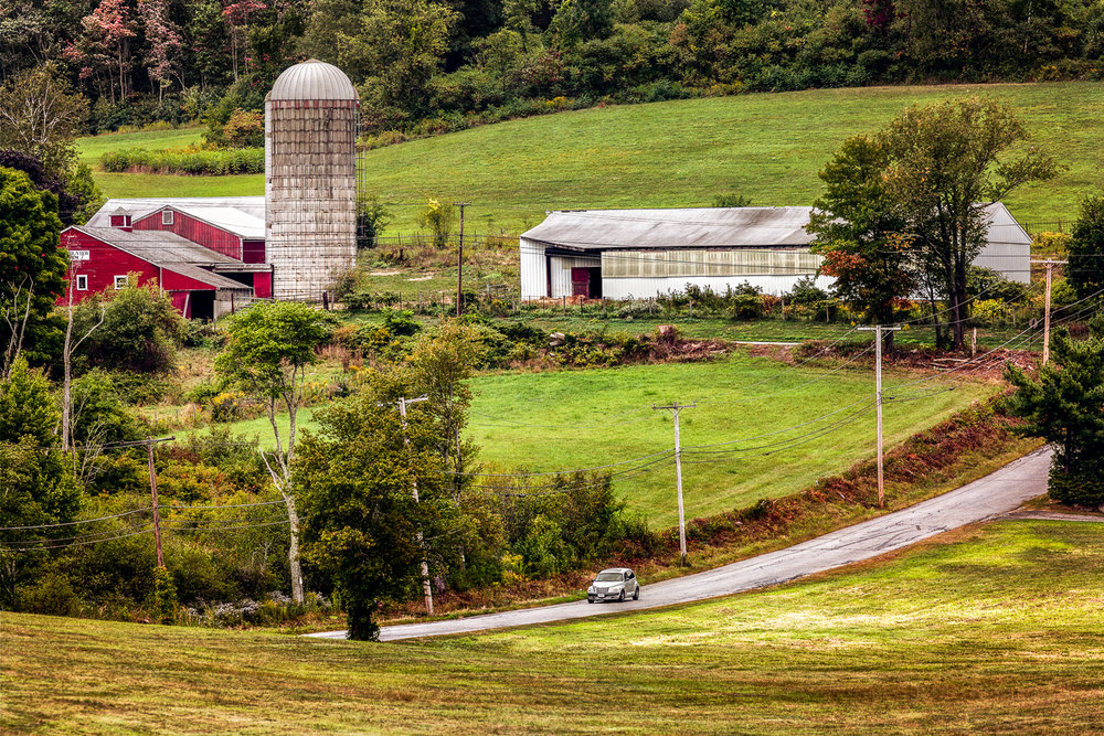 Farm On The Hill Sterling, Massachusetts