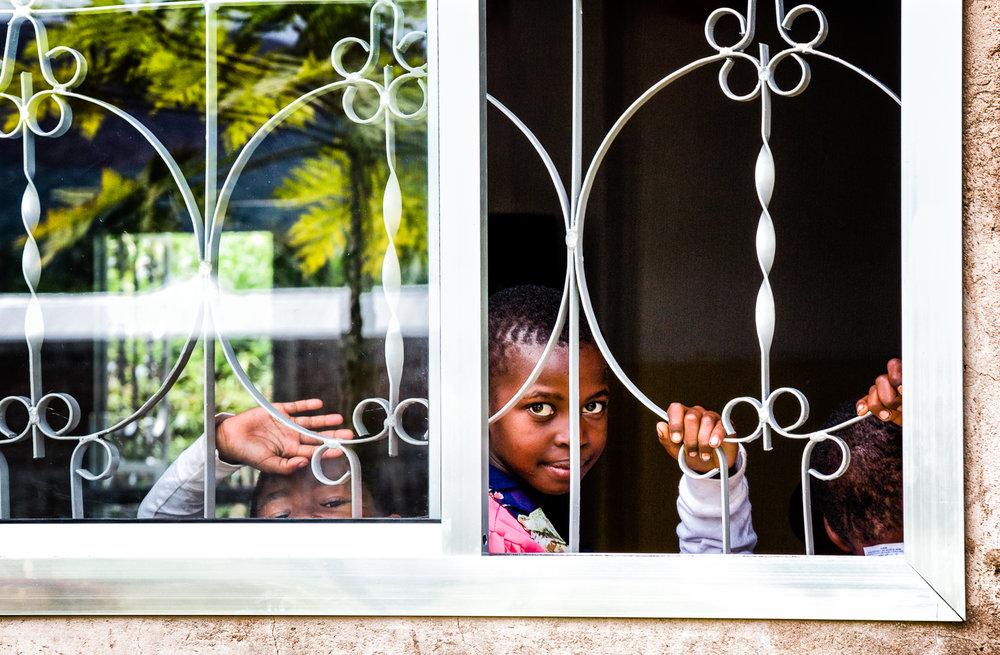 Village Children Arusha, Tanzania