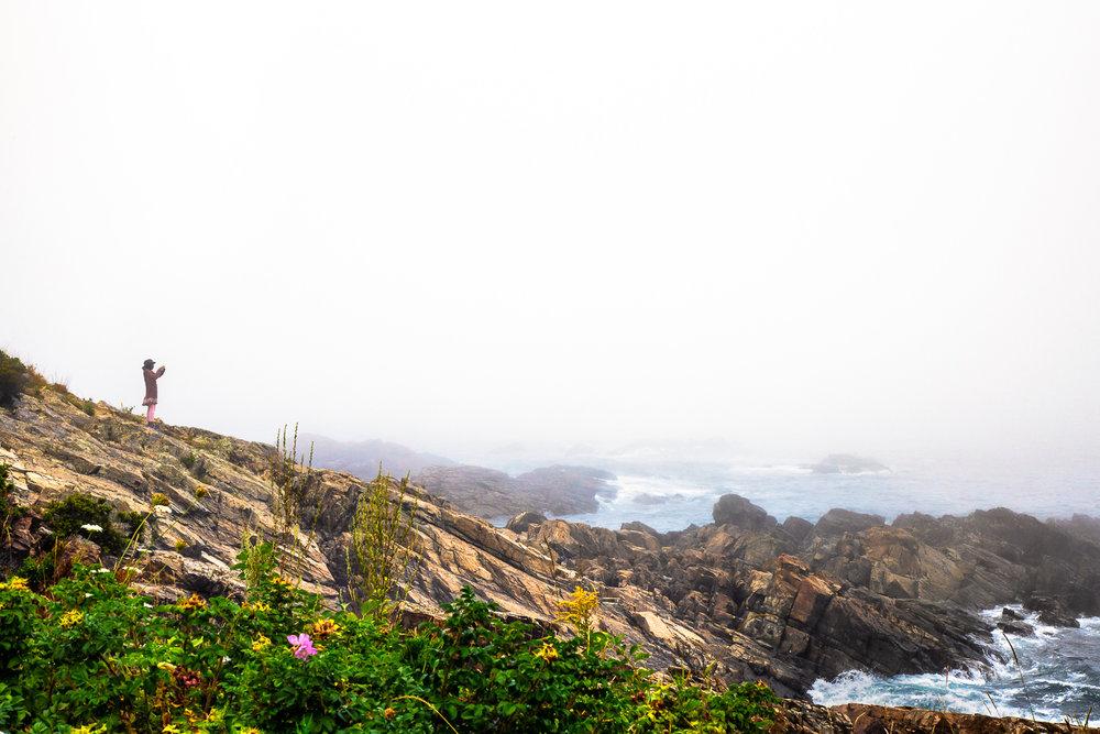Portrai Of The Sea Ogunquit, Maine
