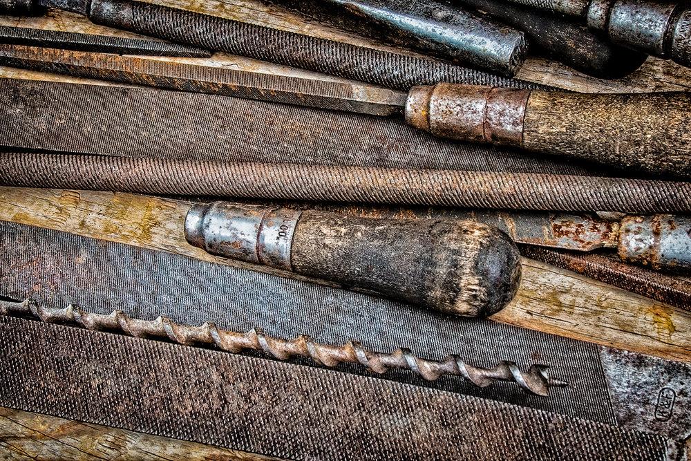 The Carpenter's Tools Boston, Massachusetts