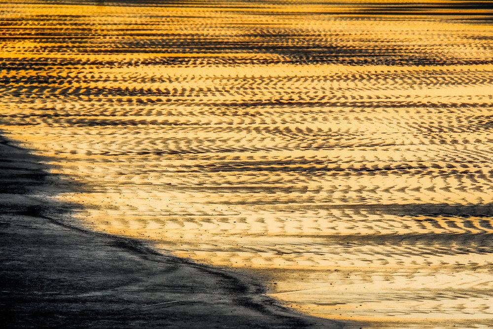 Golden Tidal Pool Hilton Head, South Carolina