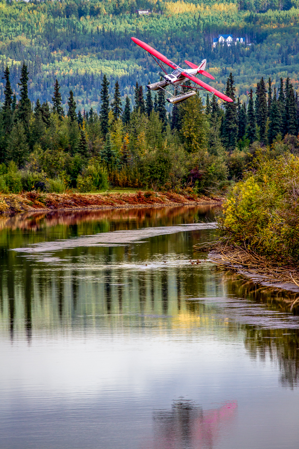 River Landing Fairbanks, Alaska