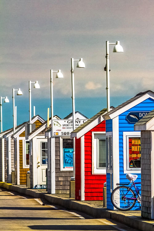 MacMillan Pier Provincetown, Massachusetts