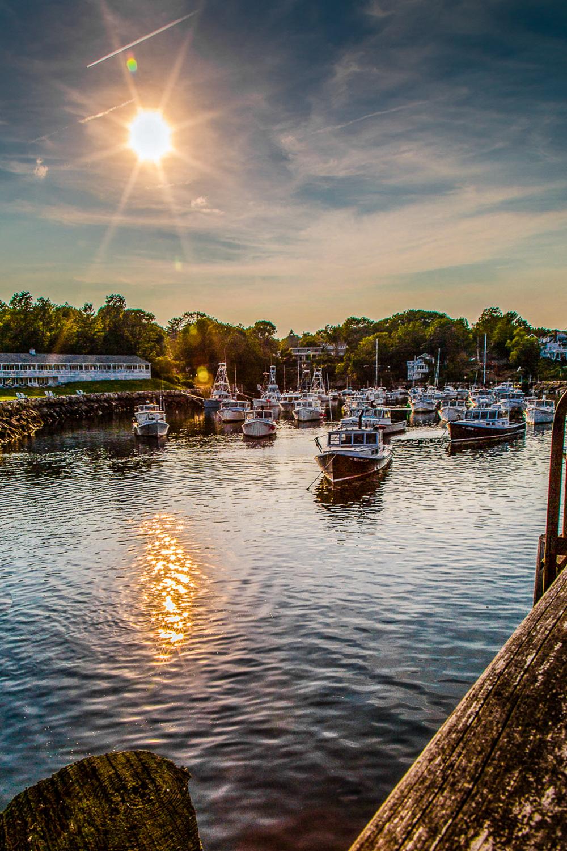 Perkins Cove Ogunquit, Maine