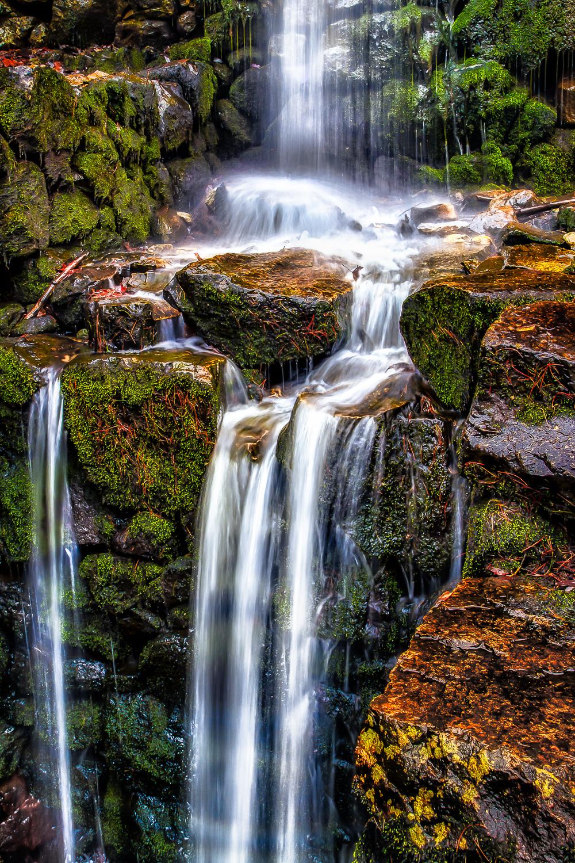 Noanet Falls Dover, Massachusetts