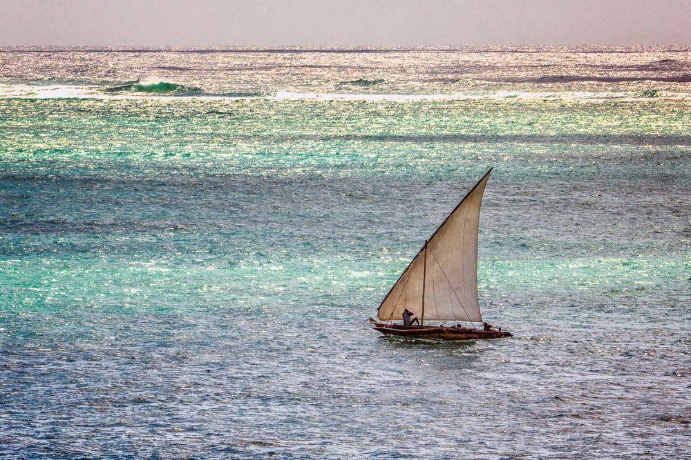 Headed Home Zanzibar, Tanzania