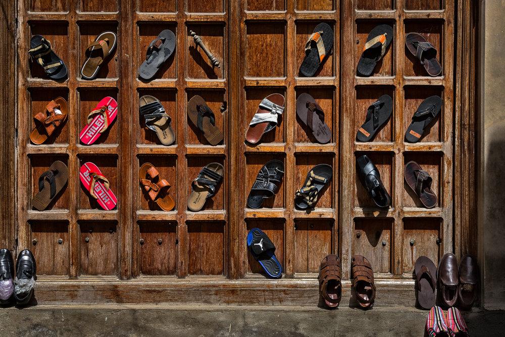Shoe Sale Zanzibar, Tanzania