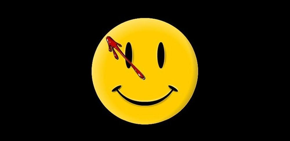 Watchmen symbol  © DC Comics.