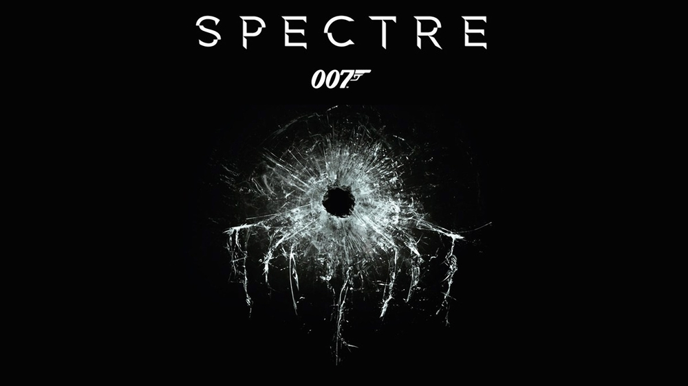 Spectre Teaser Poster © MGM & Sony Pictures