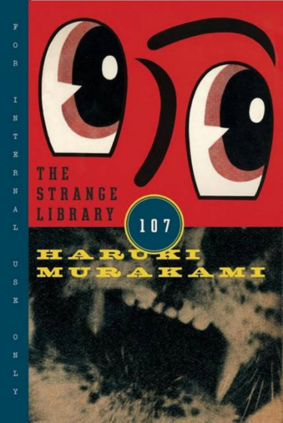 the strange library (review)/wanderaven