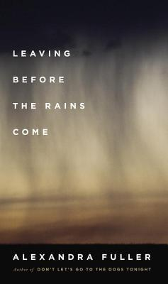 leaving before the rains come (review)//wanderaven