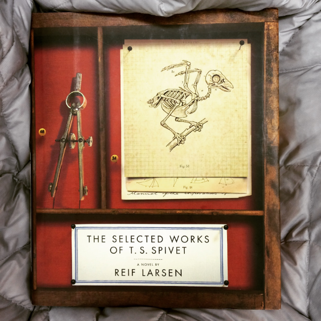the selected works of t.s. spivet (review)//wanderaven