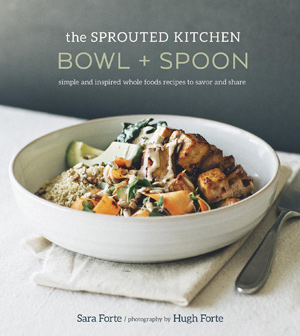 sprouted kitchen bowl and spoon (review)//wanderaven