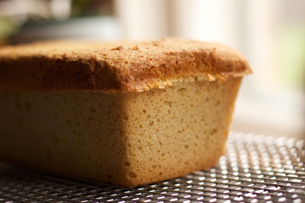 multigrain sandwich bread (gluten free)//wanderaven
