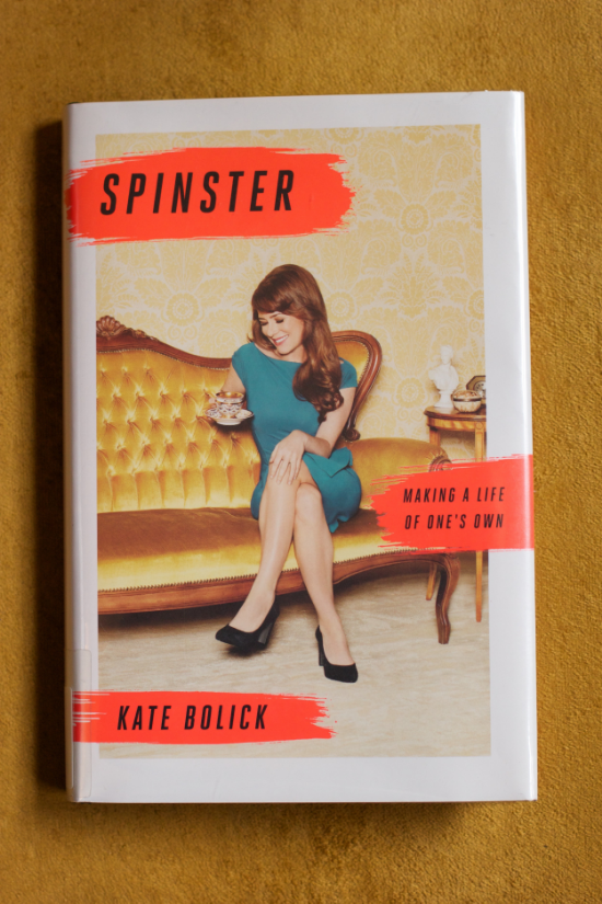 spinster (review)//wanderaven