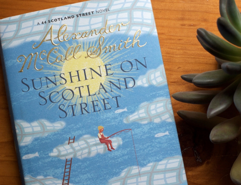 sunshine on scotland street (review)//wanderaven