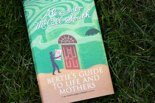 bertie's guide to life and mothers (review)//wanderaven