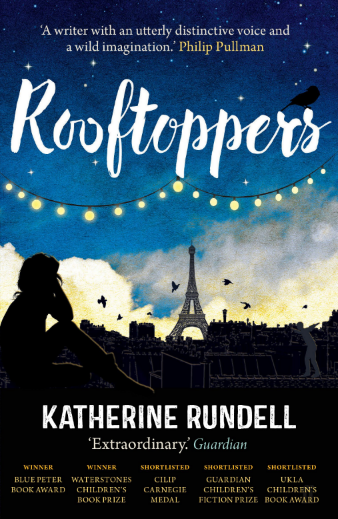 rooftoppers (review)//wanderaven