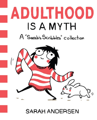 adulthood is a myth (review)//wanderaven