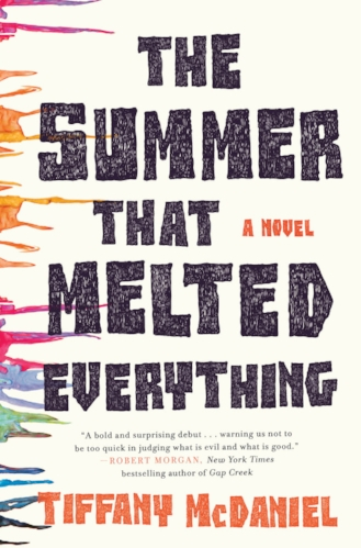 the summer that melted everything (review)//wanderaven