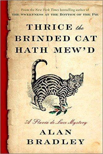 thrice the brinded cat hath mew'd (review)//wanderaven