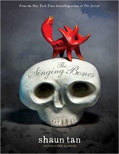 the singing bones (review)//wanderaven
