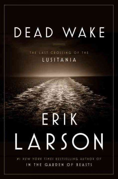 dead wake (review)//wanderaven