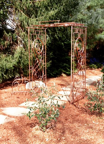 home and garden design. Heather s Arbor Home and Garden designs  Tracery 157