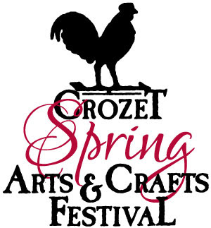 - Crozet's award winning festivals center around the Juried Art Show along with entertainment for the whole family. Great food and some of the best local wines are becoming a larger attraction each year. Entertainment is diverse and reflects the melting pot of tastes found in Central Virgina. From Southern Gospel to Cello and Flute duets to rock and roll…the raucous and the refined all appear on our stage. The twice yearly festivals serve to fund the growth and upkeep of our very own Claudius Crozet Park.