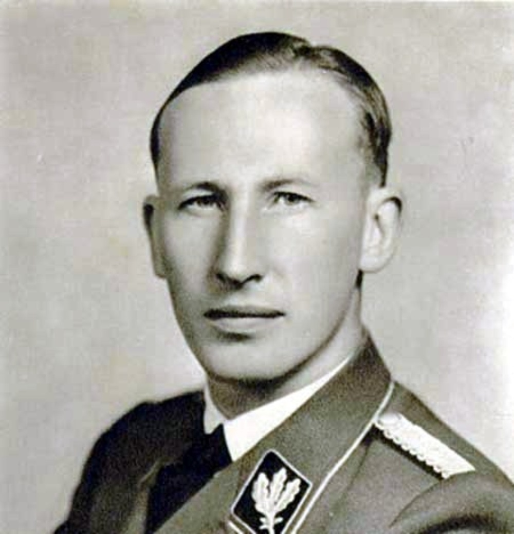 "What if Reinhard Heydrich, the ""architect of the Holocaust,"" ran the Nazi regime? (Wikimedia Commons)"