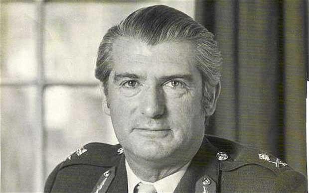 Major-General John Graham