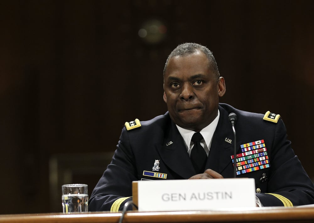 General Lloyd Austin, Commander, U.S. Central Command (Photo: Patrick Christy, Evan Moore, FPI)