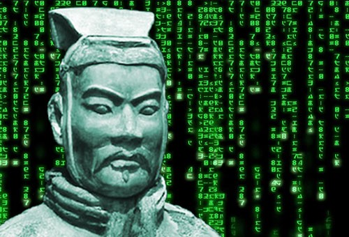 """Now the reason the enlightened prince and the wise general conquer the enemy whenever they move and their achievements surpass those of ordinary men is foreknowledge."" —Sun Tzu"