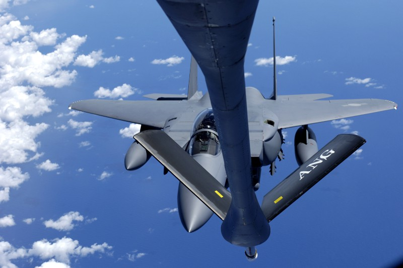 Allies, like the Republic of Korea, are major purchasers of U.S. military equipment. The ROK Air Force flies a modified version of the F-15, the F-15K