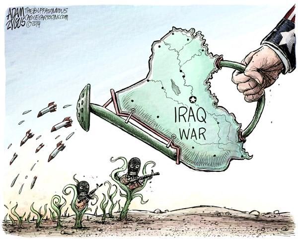 Iraq Jihadis ( Adam Zyglis )
