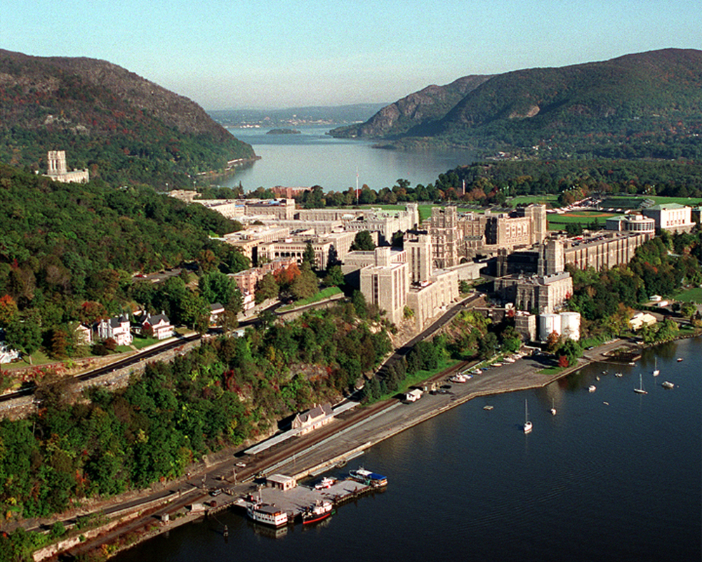 United States Military Academy in West Point, NY (USMA Public Affairs)
