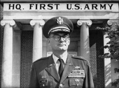 Brig. Gen. Samuel Koster in 1971 (NY Times)