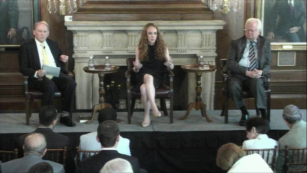 Robert D. Blackwill and Jennifer M. Harris discuss  War by Other Means  ( Council on Foreign Relations )