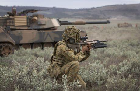 Australian Army Photo
