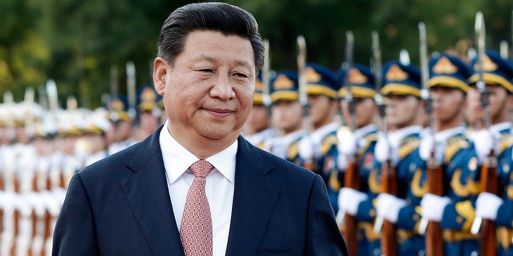 Xi Jinping (Lintao Zhang/Getty Images)