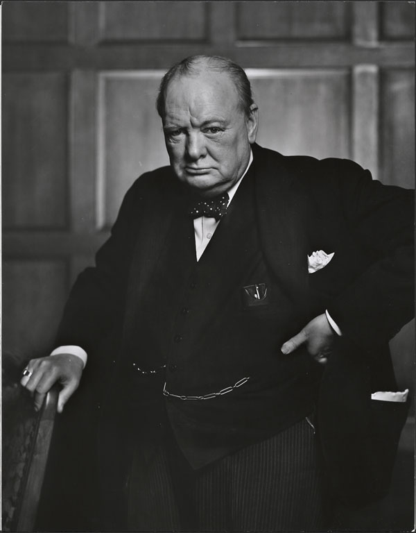 Sir Winston Churchill (Wikimedia)