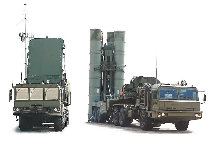 S-400 Surface-to-air missile system (Air Power Australia)